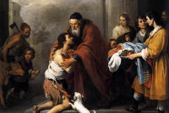 24th Sunday in Ordinary Time, Year C