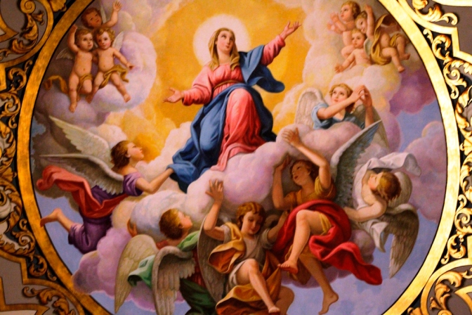 The Assumption of the Blessed Virgin Mary (Ordinary Form)